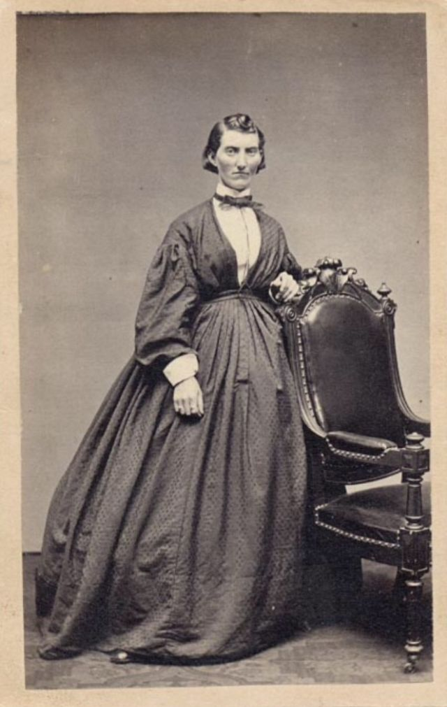Vintage: Frances Louisa Clayton (19th Century)