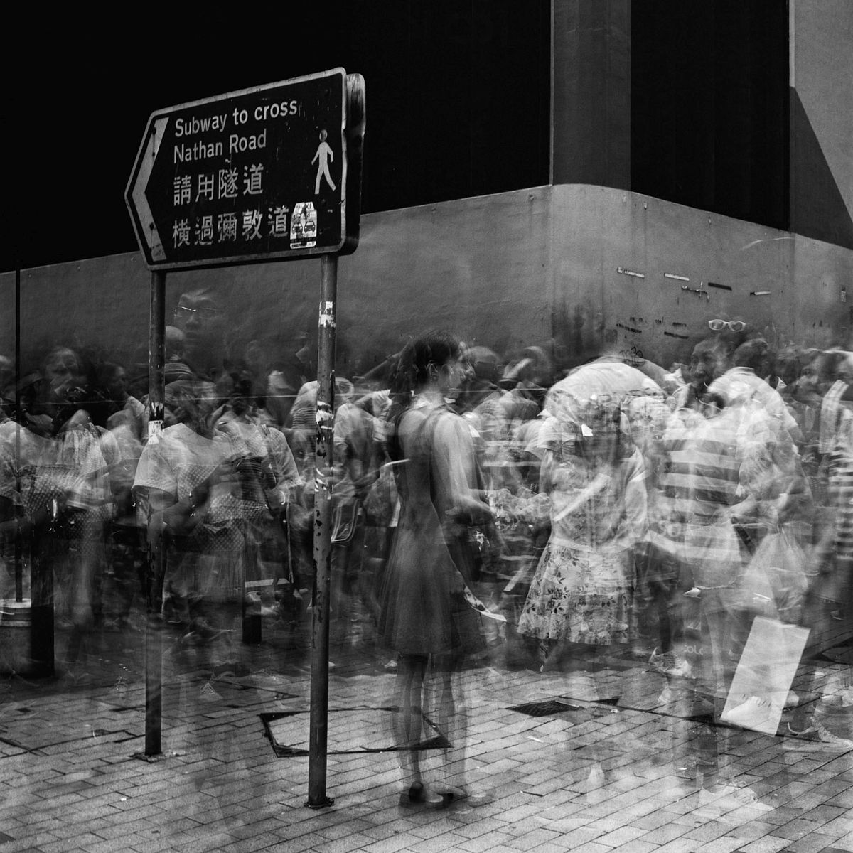 © Zhou HanShun: Frenetic City