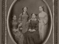 Biography: 19th Century Portrait photographer Jeremiah Gurney