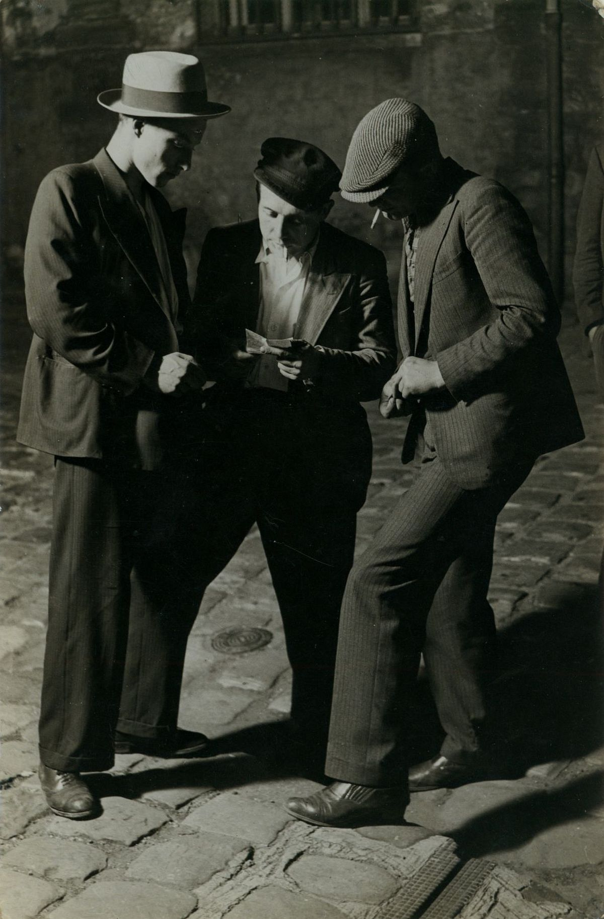 Brassaï, Gens du Milieu, c. 1932