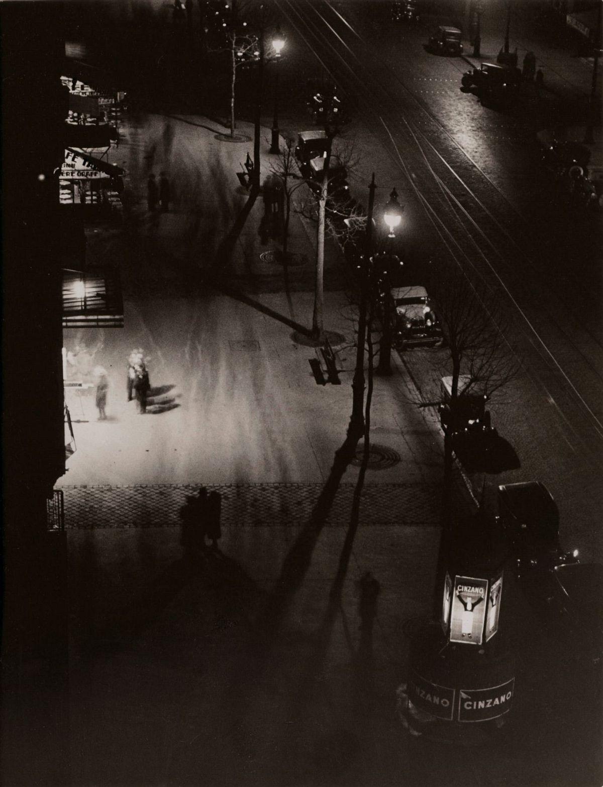 Brassaï, Boulevard Montparnasse, 1932