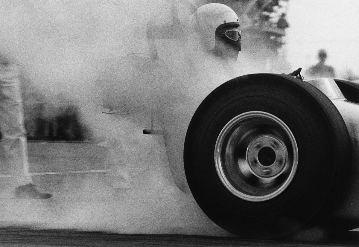 Nitro 1964-1966 © Steve Banks: Nitro