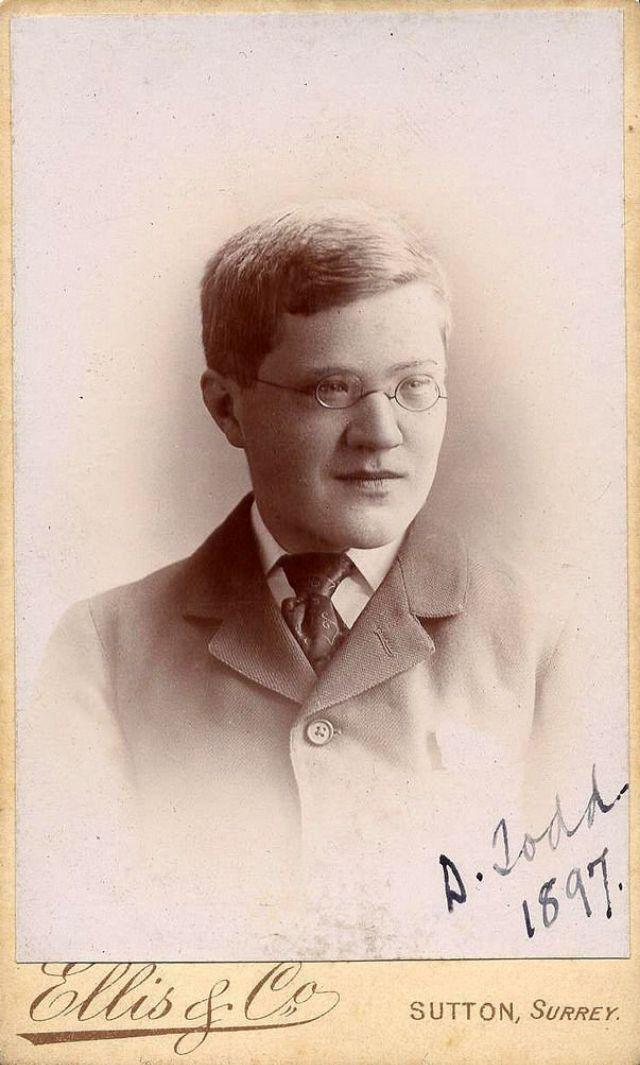 D. Todd, 1897
