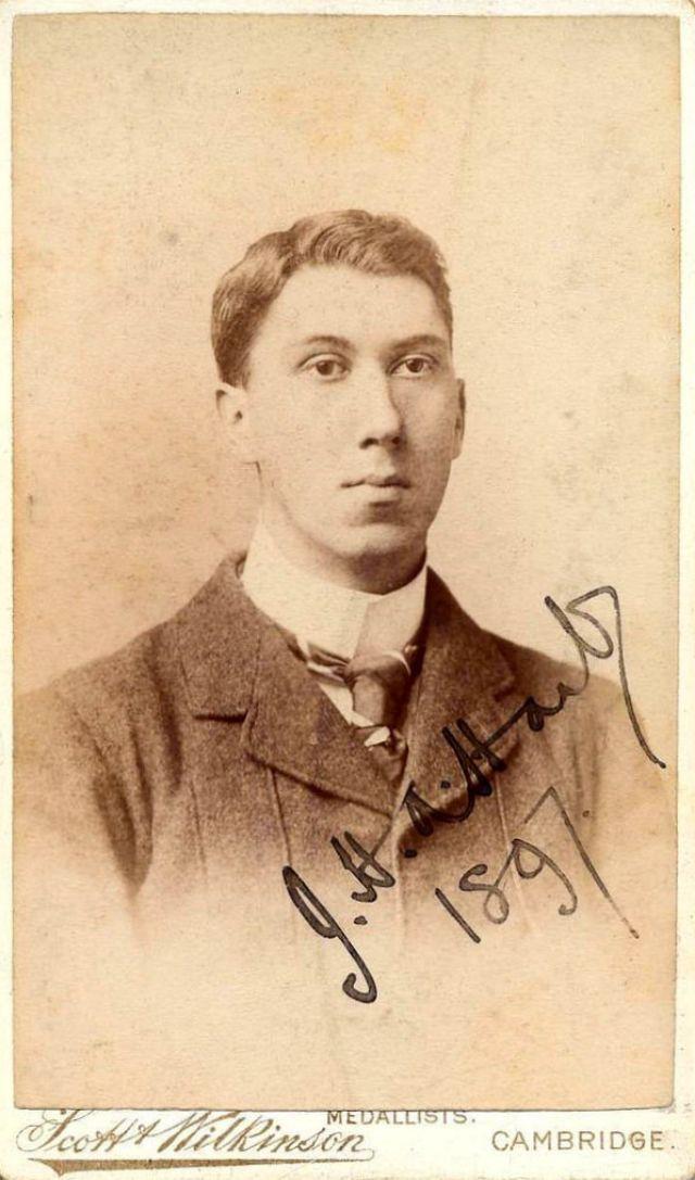 J.H.A. Hart, 1897