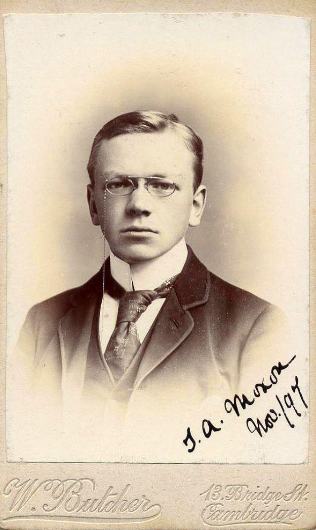 T.A. Moxon, Nov. 1897
