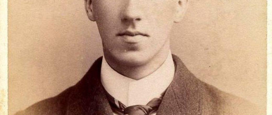 Vintage: Portrait Photos of Cambridge University Men (late 19th Century)