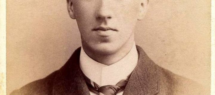 Vintage: Portrait Photos of Cambridge University Men (late 19th Century)