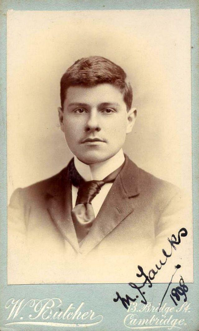 M.J. Faulks, 1898