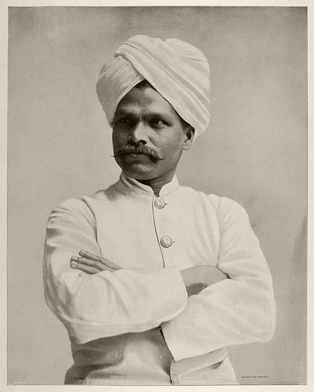 Mr. D. Joseph, an East Indian from Ceylon (now known as Sri Lanka).