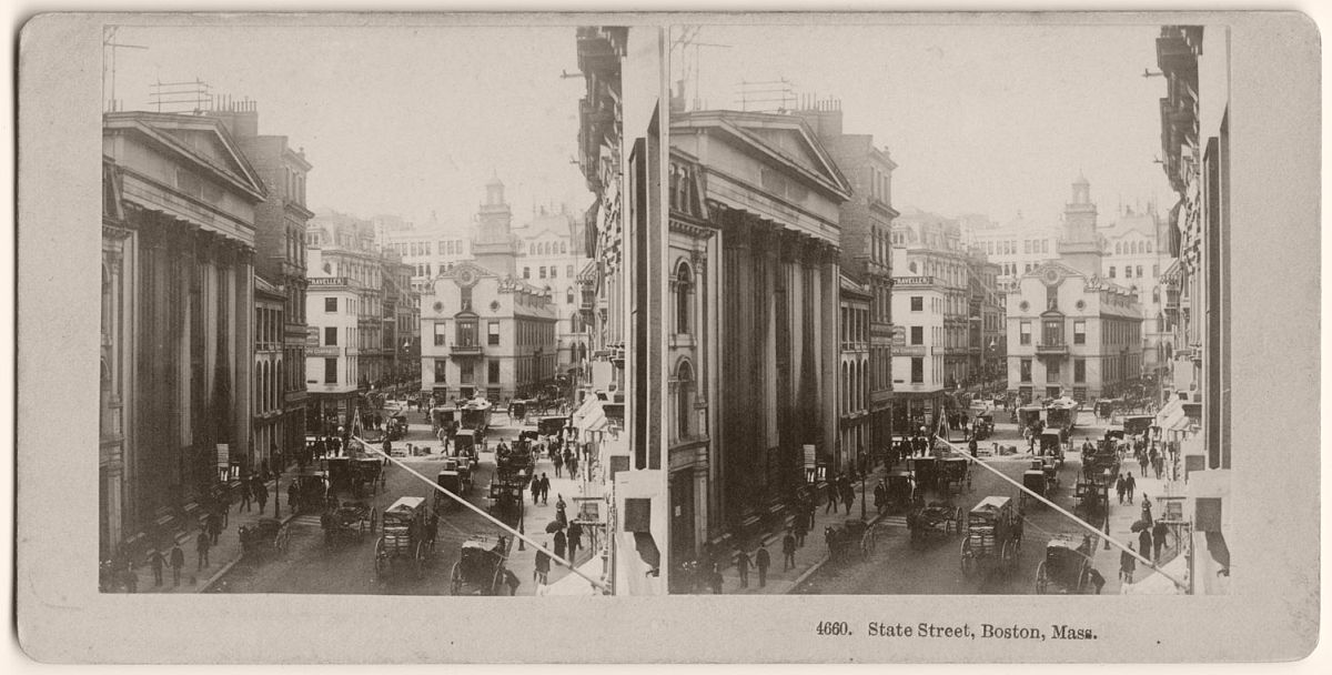 Boston, Massachusetts, ca.1880s-1890s