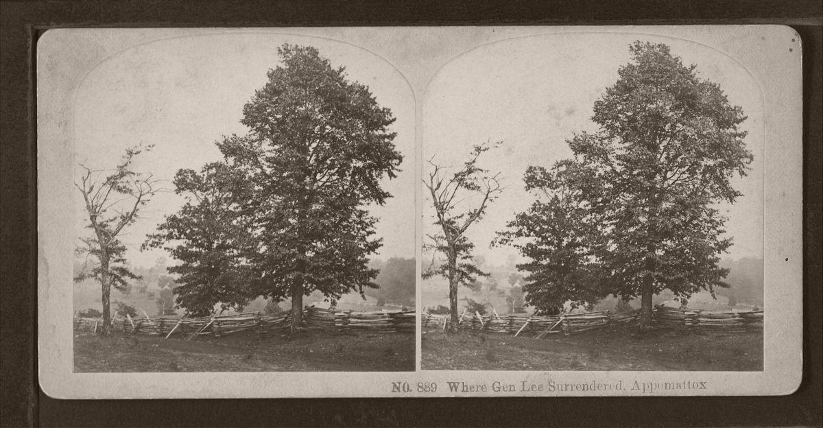 Appomattox, Virginia, 1865 - 1868
