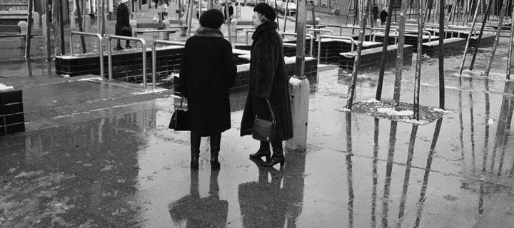 Heiko Sievers: 1980. In Berlin.