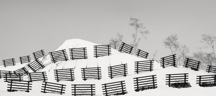 Olivier Robert : Snow Fences