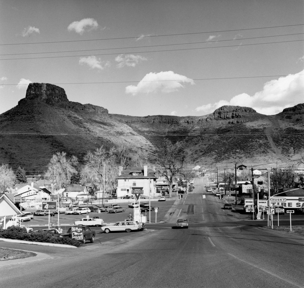 Golden, Colorado, 1969