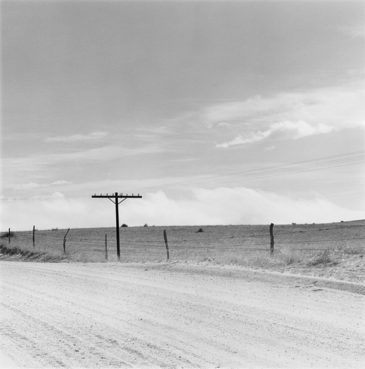 Near Peyton, Colorado, 1969