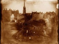 Vintage: Edinburgh, Scotland in Calotype (1840s)
