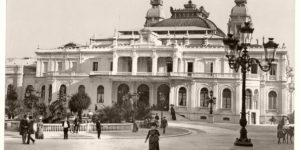 Vintage: Historic B&W photos of Monaco (1890s)