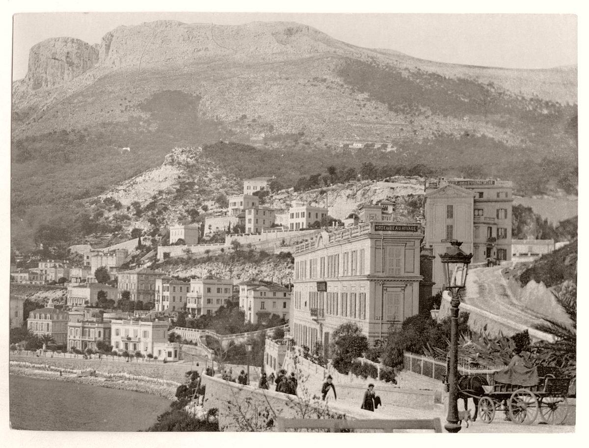 Waterfront, Monte Carlo, Monaco (Riviera)