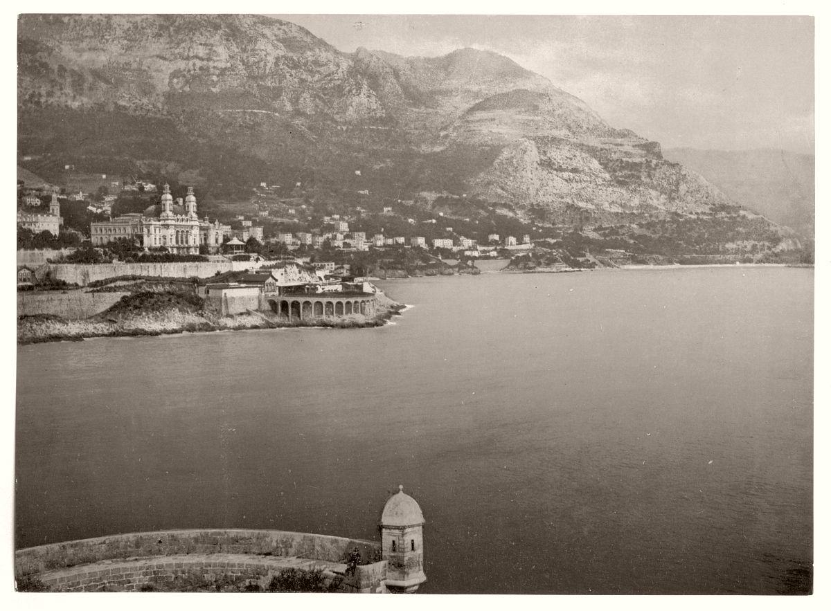Monte Carlo and Cap Martin, Monaco (Riviera)