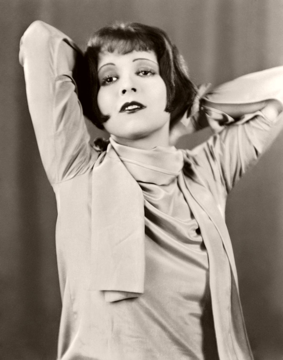 Clara Bow - Silent Movie Star