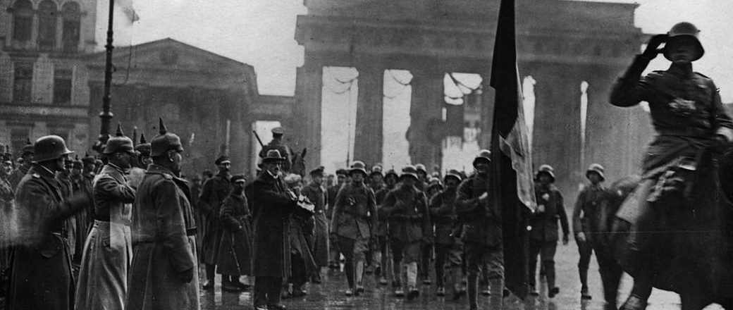 Berlin in the 1918/19 Revolution
