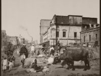 Vintage: Historic B&W photos of Calcutta, India (1890s)