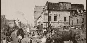 Vintage: Historic B&W photos of Calcutta, India (1890s)