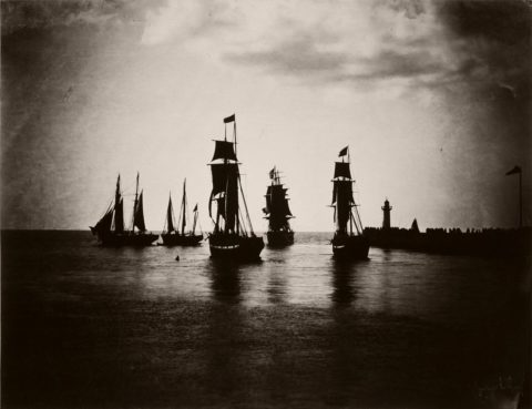 Biography: 19th Century photographer Gustave Le Gray
