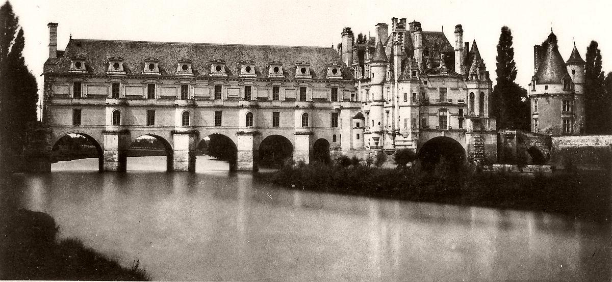Château de Chenonceau (1851)