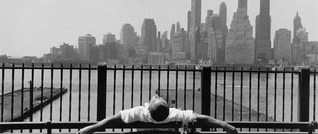 Louis Stettner: Traveling Light