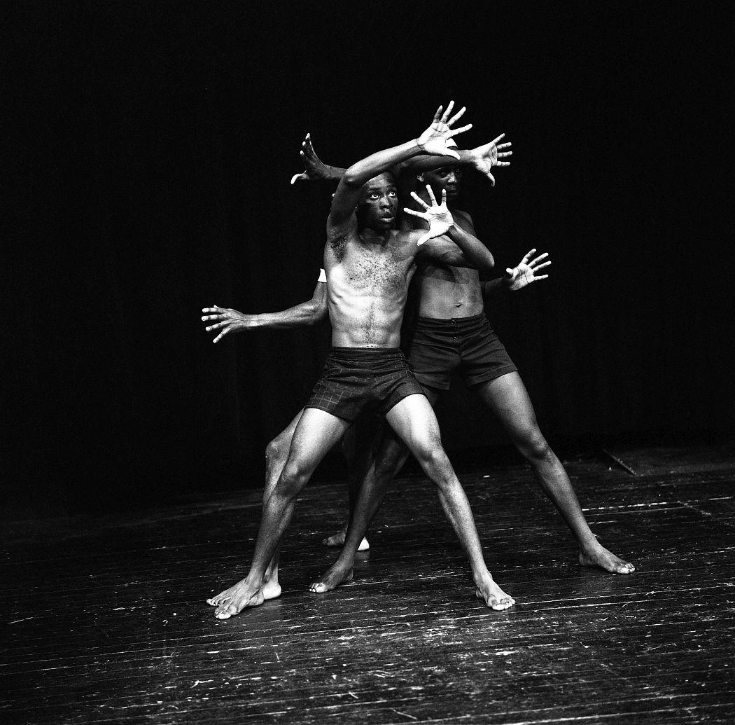Maria Austria, Ama Virikiti von Robert Serumaga, Theatre Unlimited, Kampala/Uganda, Mickery Theater Amsterdam 1974 © Maria Austria / Maria Austria Instituut