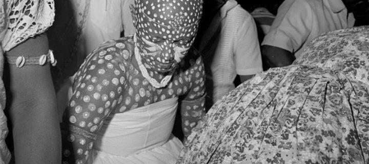 Rosalind Solomon: Carnival 1980