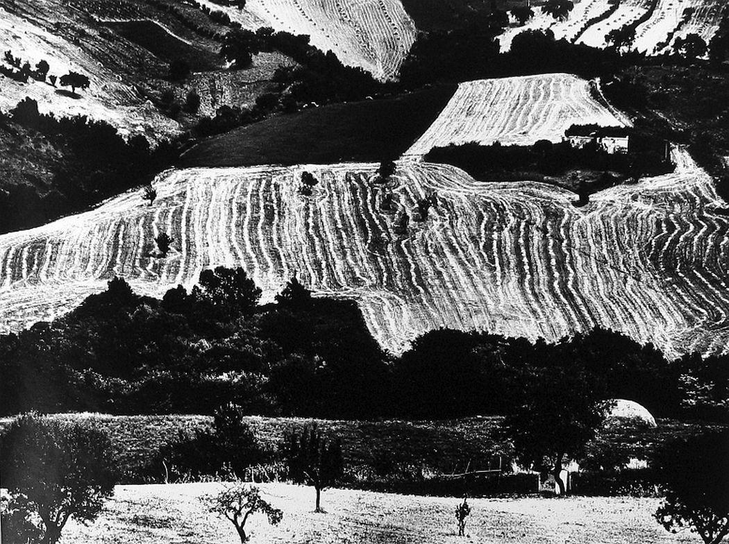Mario Giacomelli Presa di Coscienza sulla natura, 1970-76 Gelatin silver print