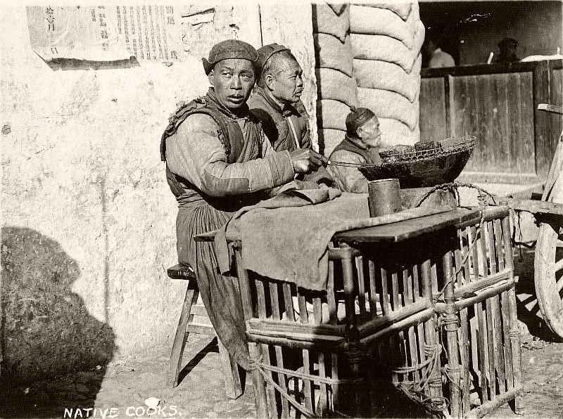 Native cooks