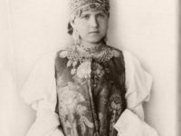 Vintage: Russian Beauties in Traditional Costumes (19th Century)