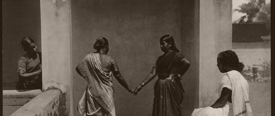Vintage: South of India (19th Century)