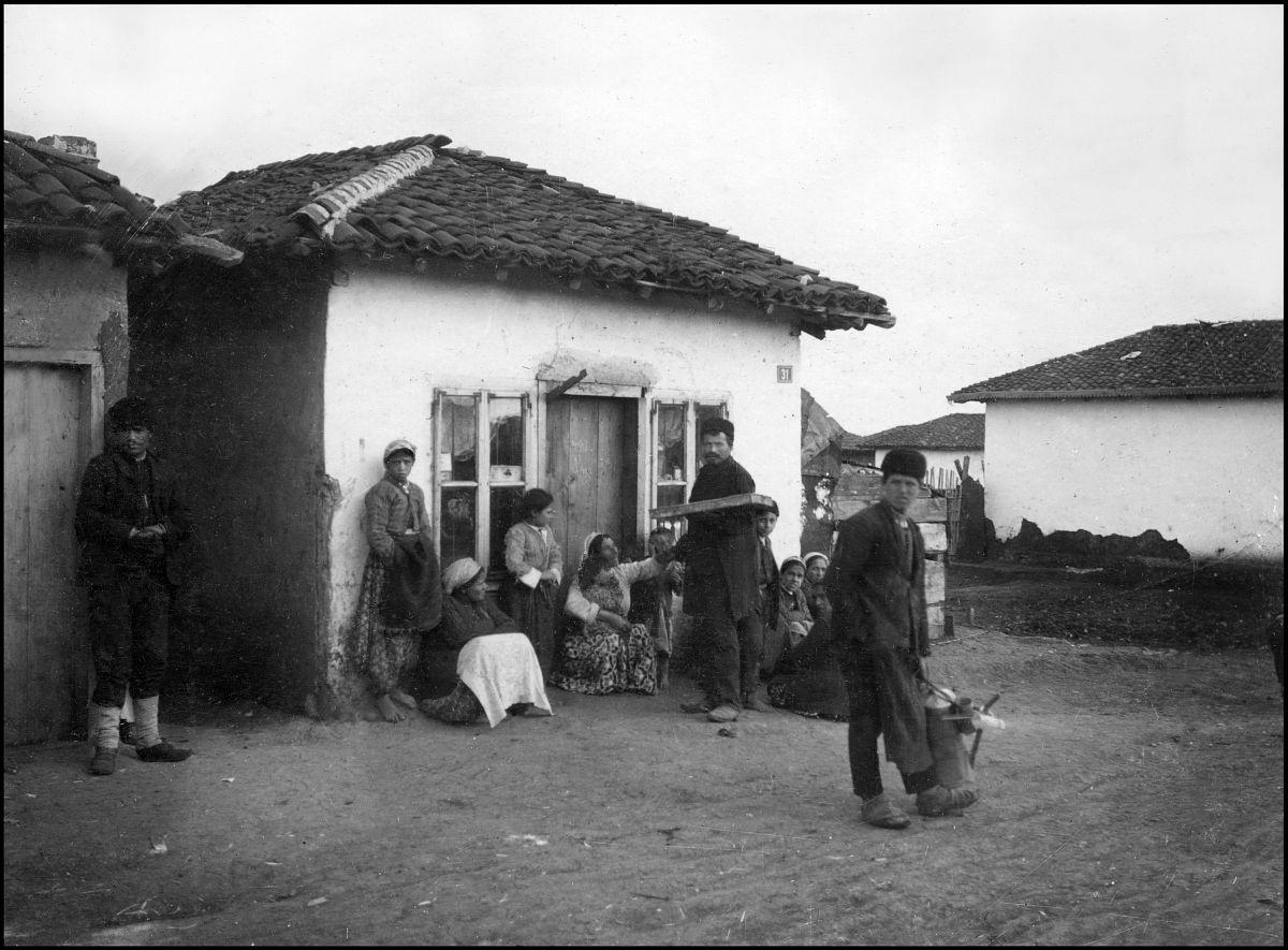 The Balkans, circa 1903
