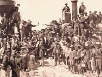 Andrew Joseph Russell and Alfred A. Hart: The Race to Promontory: The Transcontinental Railroad and the American West