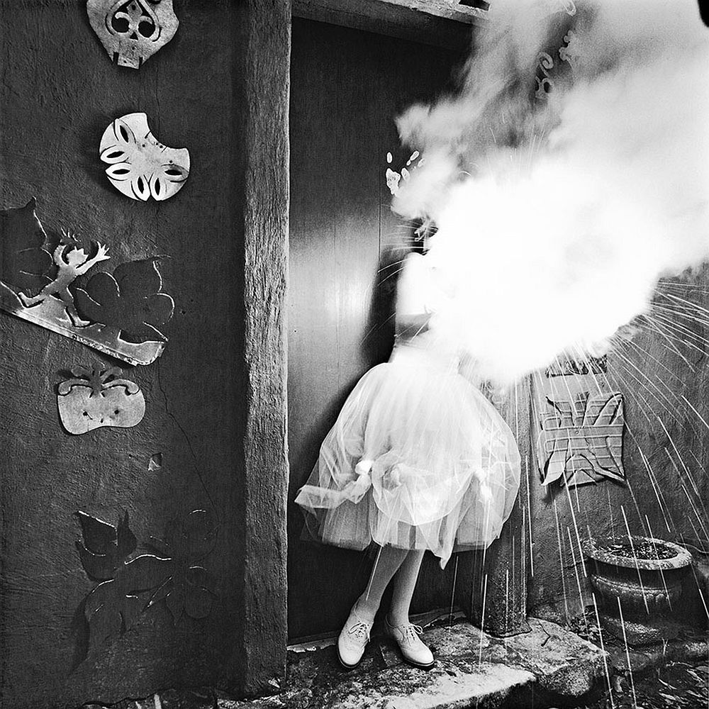 Keith Carter Meagan's New Shoes, 1993