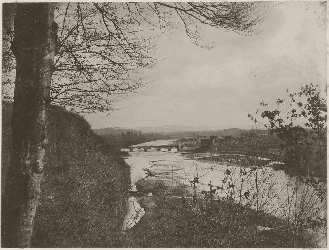 [Vallee du Gave de Pau], British, about 1855 - 1865. Photo by Farnham Maxwell-Lyte