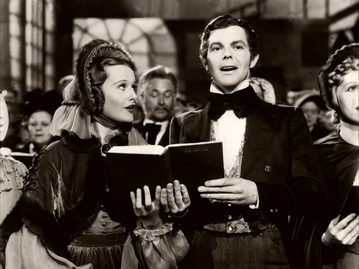 Vintage: A Christmas Carol (1938)