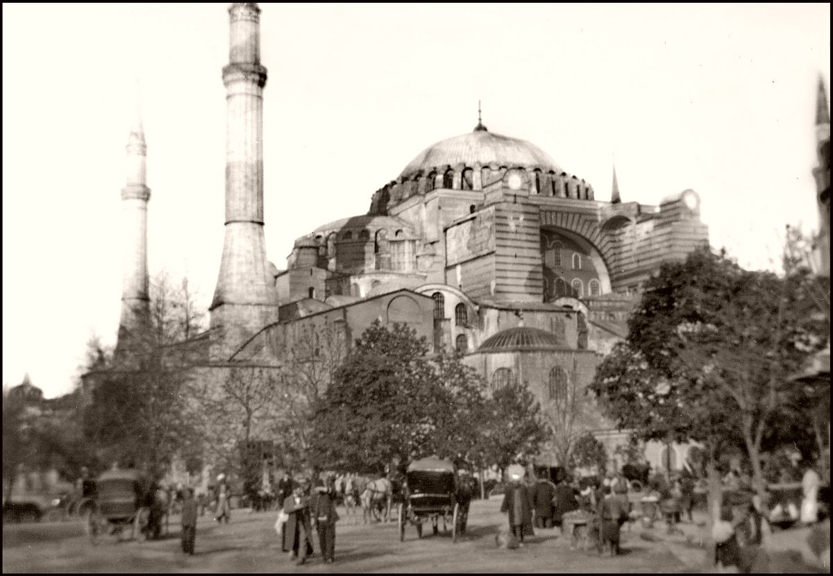 Hagia Sophia (1903)