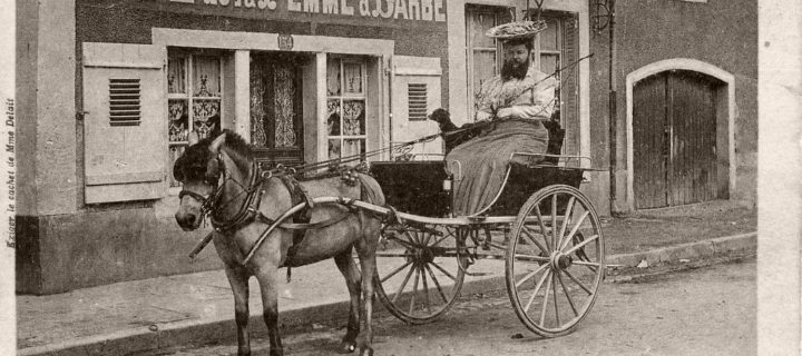 Vintage: Clémentine Delait – French bearded lady