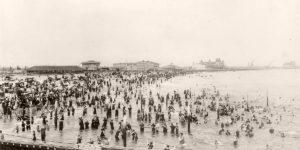 Vintage: Coney Island, New York City (1900s)