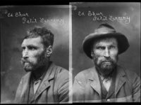 Vintage: Mug-shots of Prisoners (1900s)