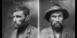 Vintage: Mug-shots of Prisoners (1900s)