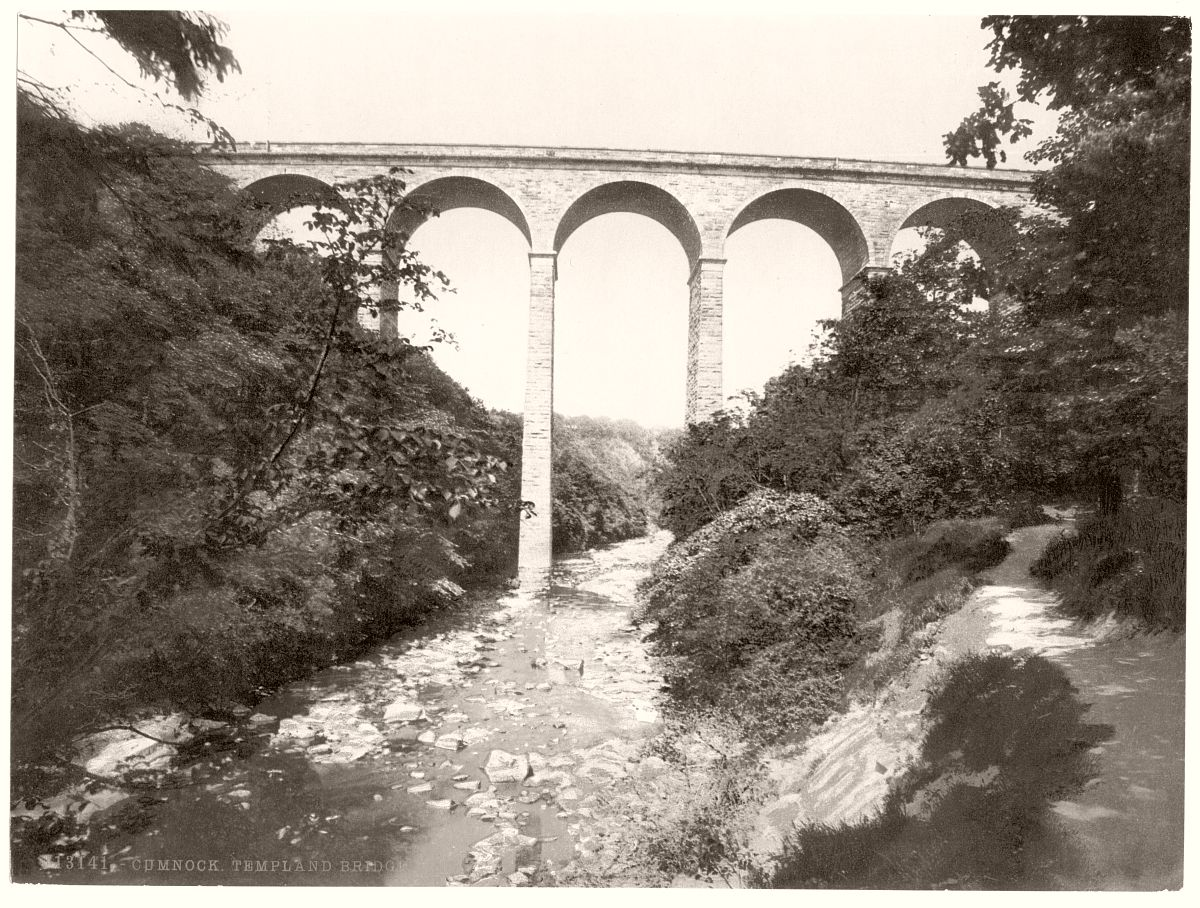 Templand Bridge, Cumnock, Scotland