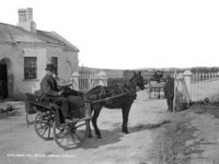 Vintage: Street Scenes of the Munster Region, Ireland (late XIX Century)