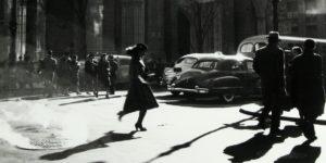 1947, Simone de Beauvoir in America