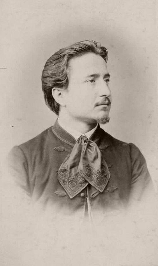 Ivan Nepomuk Resman, 1880s